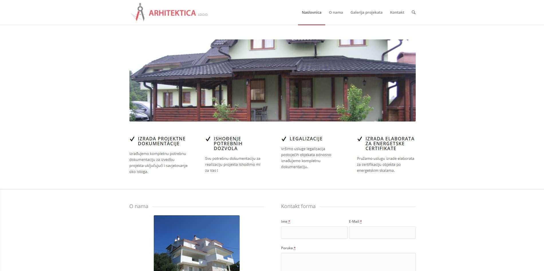 Arhitektica