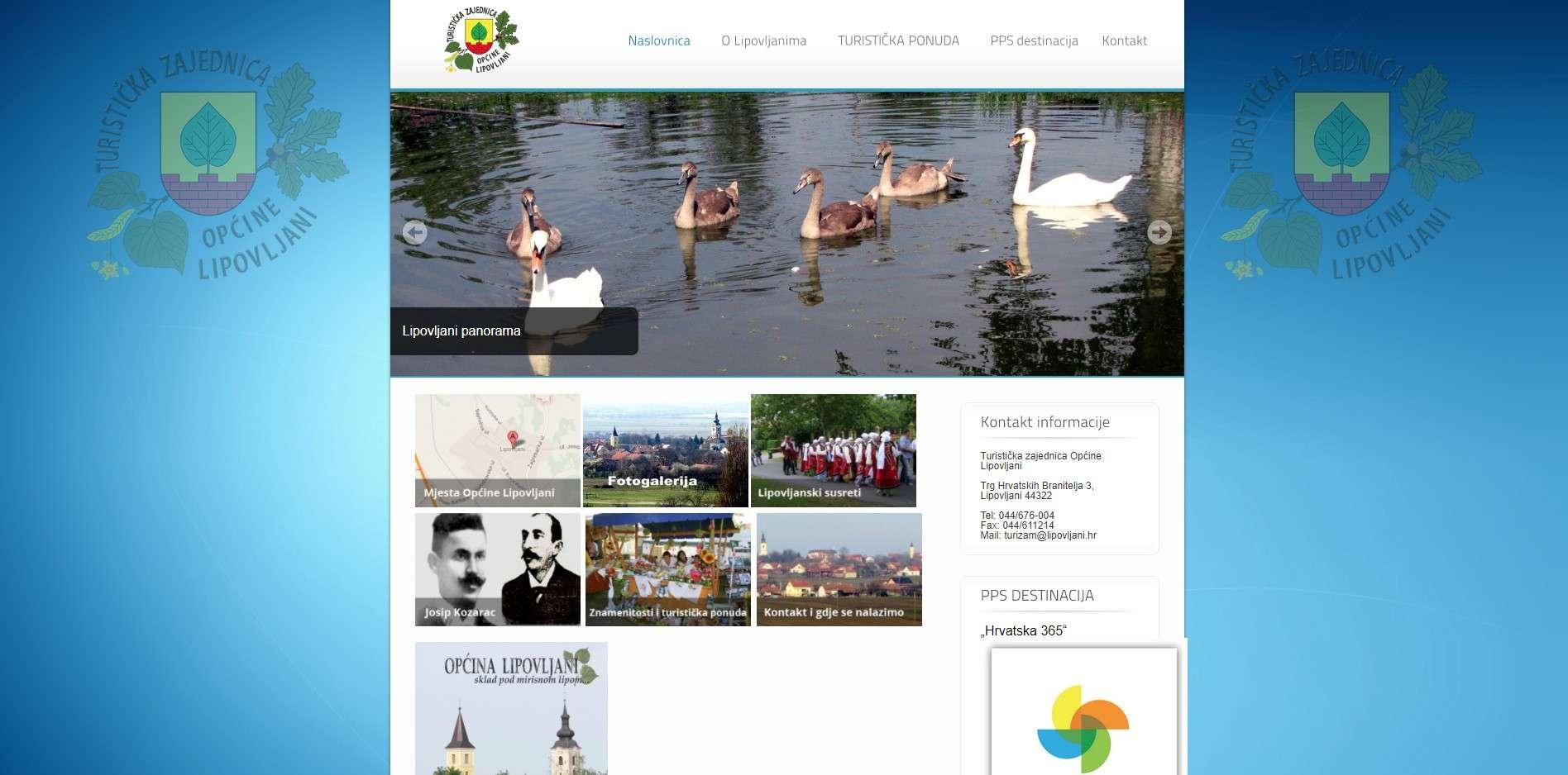 Turistička zajednica općine Lipovljani