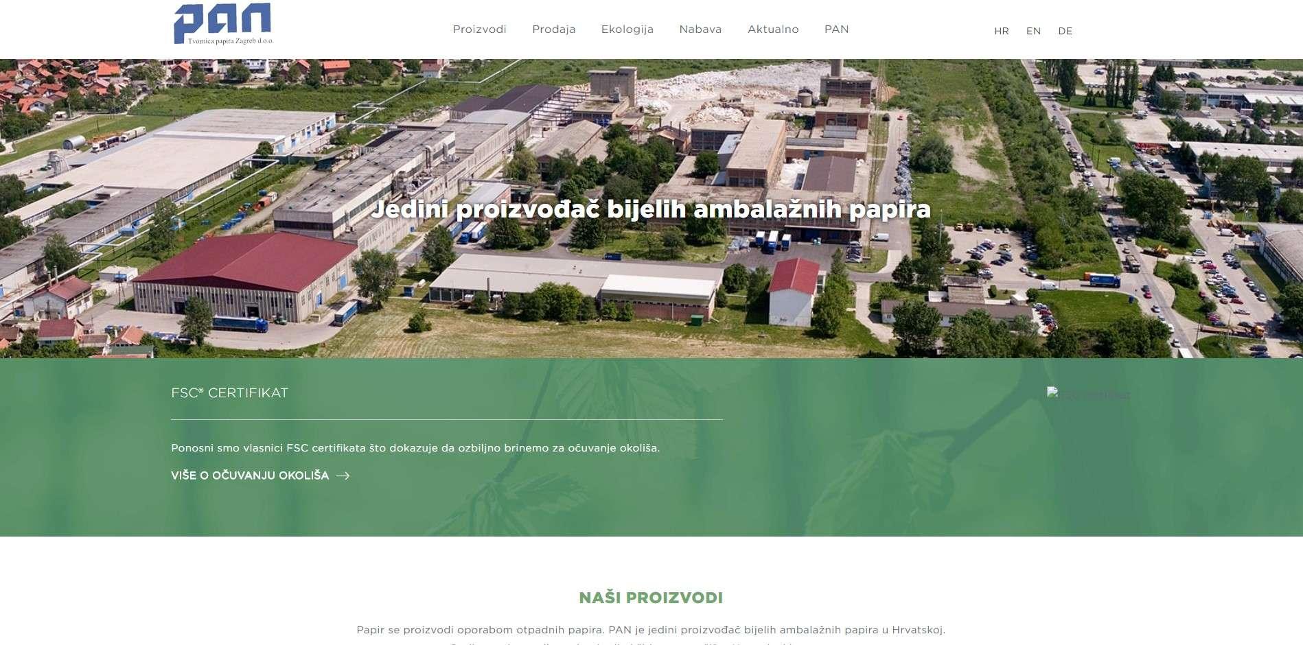 Tvornica papira Zagreb